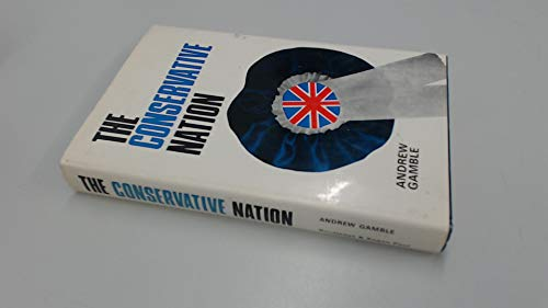 9780710080080: Conservative Nation