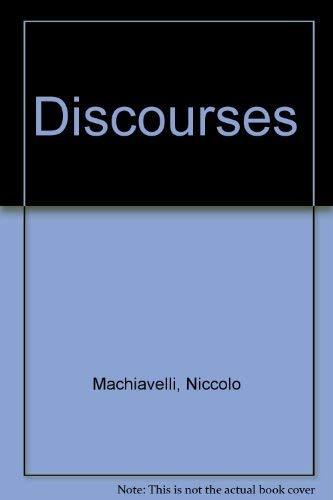 9780710080769: Discourses