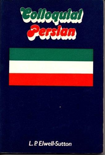 9780710080837: Colloquial Persian (Trubner's Colloquial Manual)