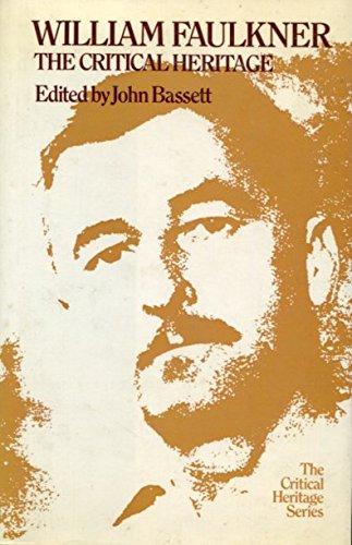 9780710081247: William Faulkner (Critical Heritage)