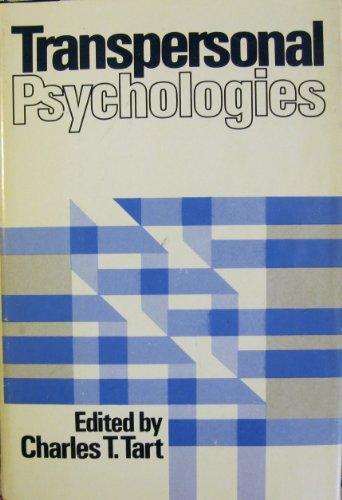 9780710082985: Transpersonal Psychologies