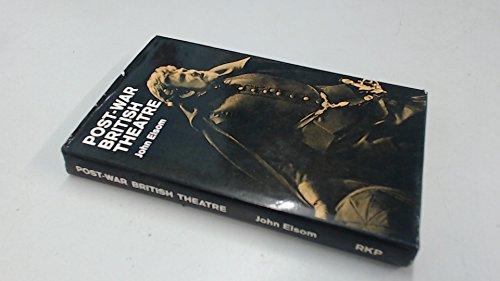 9780710083500: Post-war British Theatre