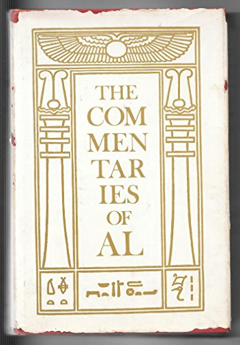 THE COMMENTARIES OF AL: being The Equinox Volume V Number 1: Crowley, Aleister & Motta, Marcelo