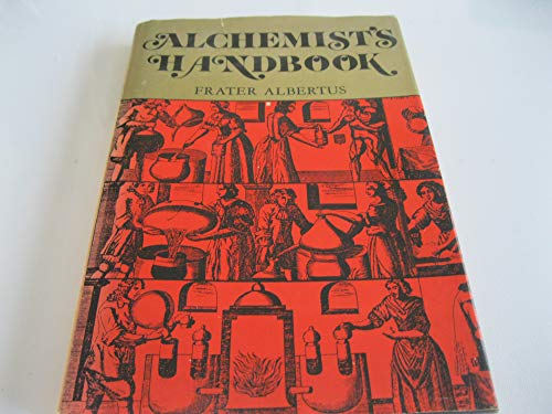 9780710084774: Alchemist's Handbook: Manual for Practical Laboratory Alchemy