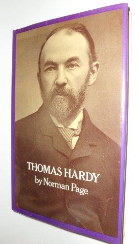 9780710086143: Thomas Hardy