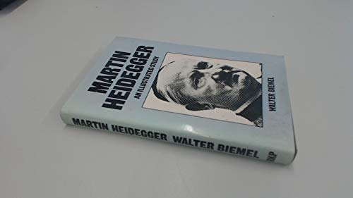 9780710086389: Martin Heidegger: An Illustrated Study