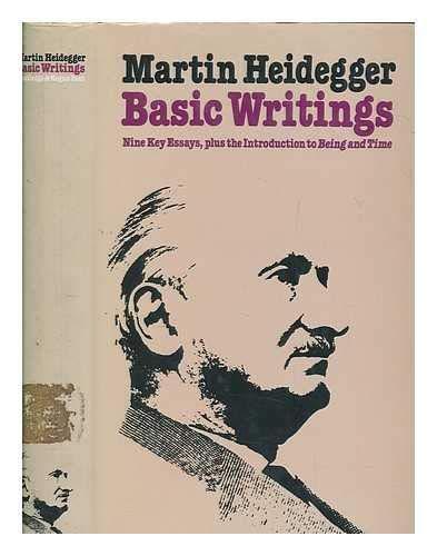 Basic Writings: Heidegger, M.