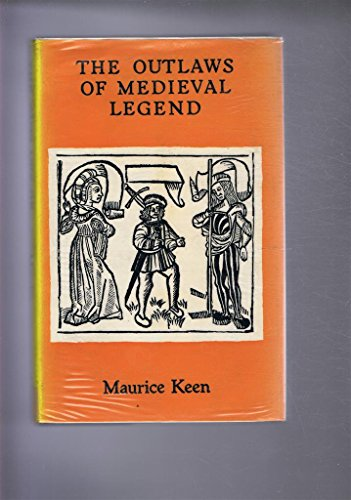 9780710086822: The Outlaws of Medieval Legend (Study in Social History)
