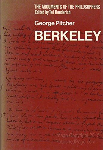 9780710086853: Berkeley (Arguments of the Philosophers)