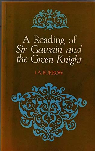 "9780710086952: Reading of ""Sir Gawain and the Green Knight"""
