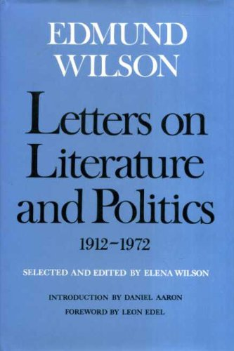 9780710087614: Letters on Literature and Politics, 1912-1972