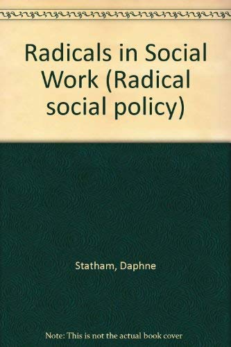 9780710088024: Radicals in Social Work (Radical social policy)
