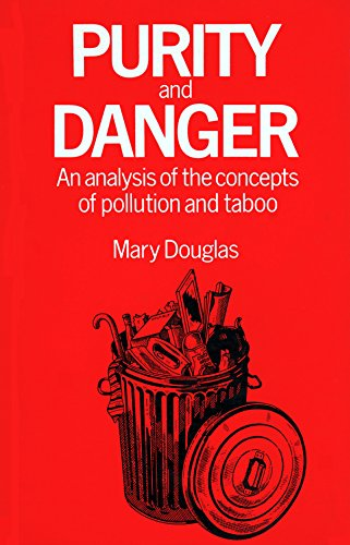 an analysis of mary douglass cultural study risk and blame Risk and culture: an essay on the risk and blame: essays in cultural theory mary douglas this book is a classic in the study of risk perception.