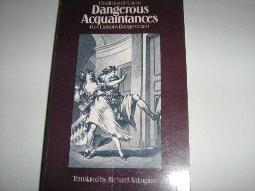 Liaisons Dangereuses: Pierre Ambroise Francois