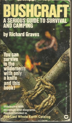 9780710088628: Bushcraft: Serious Guide to Survival and Camping