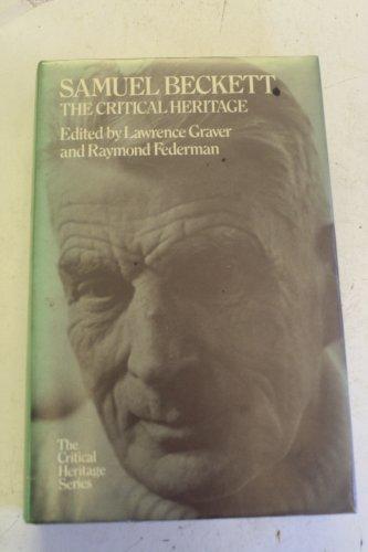 9780710089489: Samuel Beckett (Critical Heritage S.)
