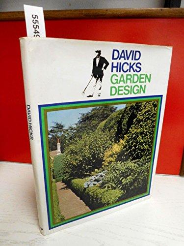 Garden design: Hicks, David