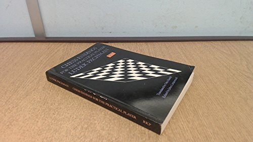 9780710092663: Chess Endings for the Practical Player (English and German Edition)