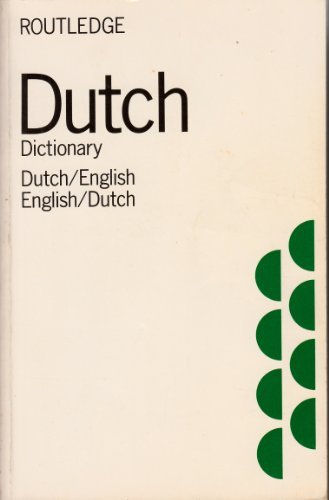 9780710093523: Dutch-English, English-Dutch Dictionary (Routledge pocket dictionaries) (Dutch and English Edition)
