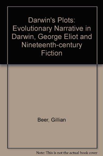9780710095053: Darwin's Plots: Evolutionary Narrative in Darwin, George Eliot and Nineteenth-century Fiction