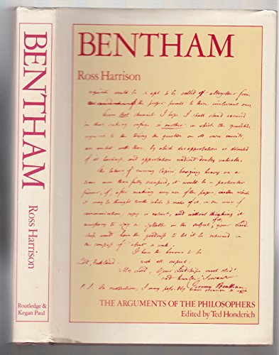 Bentham.: HARRISON, Ross: