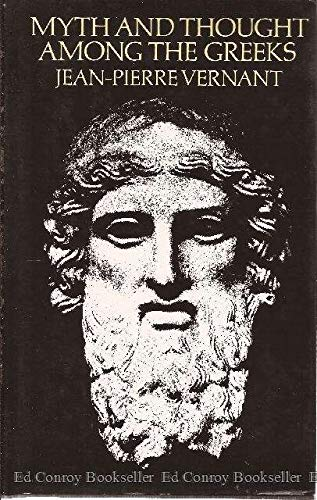 9780710095442: Myth and Thought Among the Greeks (English and French Edition)