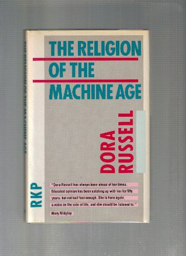 The religion of the machine age