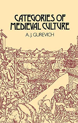 9780710095787: Categories of Medieval Culture