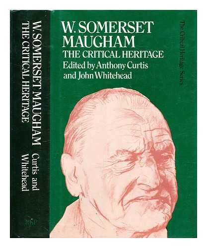 9780710096401: W.Somerset Maugham (Critical Heritage)
