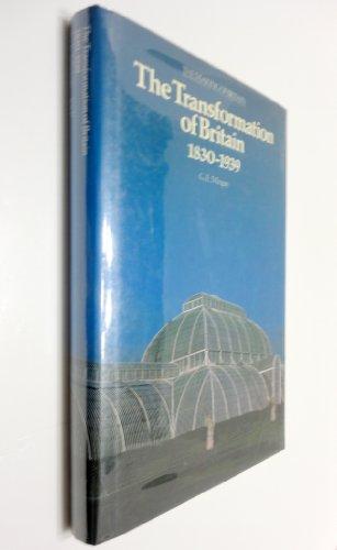 9780710097620: Transformation of Britain, 1830-1939 (Making of Britain)