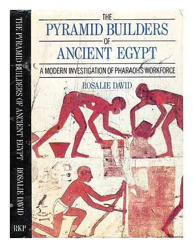 9780710099099: Pyramid Builders Ancient Egypt Cl