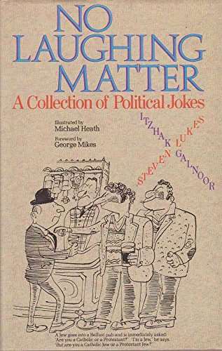 9780710099655: No Laughing Matter: A Collection of Political Jokes