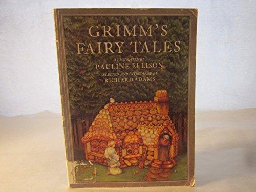 Grimm's Fairy Tales: Wilhelm Grimm; Contributor-Jacob