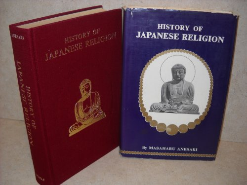 9780710100412: History of Japanese Religion: With Special Reference to the Social and Moral Life of the Nation