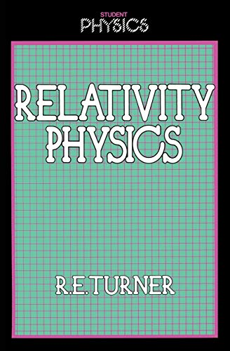 9780710200013: Relativity Physics (Student Physics Series)