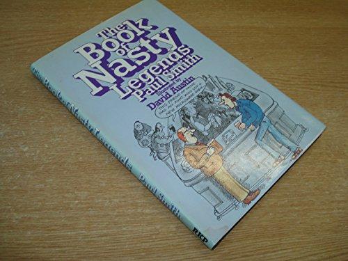 9780710200044: Book of Nasty Legends