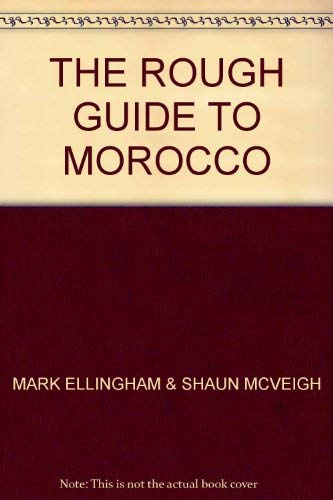 9780710201539: Rough Guide to Morocco (Rough Guides)