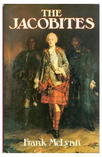 The Jacobites: McLynn, F.J.
