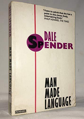 9780710203151: Man Made Language