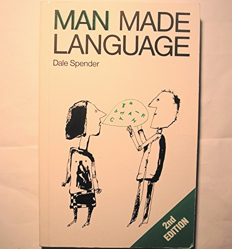 9780710203151: Man Made Language