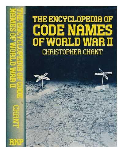 9780710207180: The Encyclopedia of Codenames of World War II