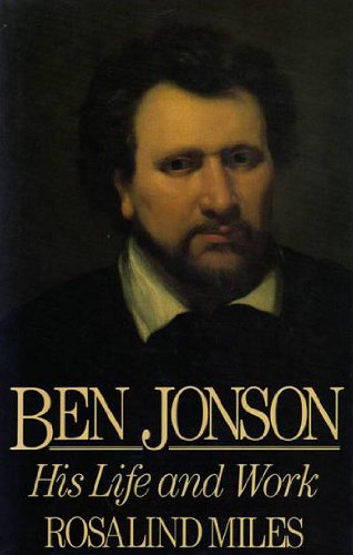 9780710208385: Ben Jonson: His Life and Work
