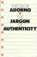 9780710208705: The Jargon of Authenticity