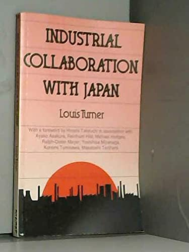 9780710211095: Industrial Collaboration With Japan (Chatham House Papers)