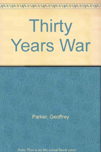9780710211811: Thirty Years' War