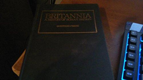 9780710212153: Britannia: History of Roman Britain