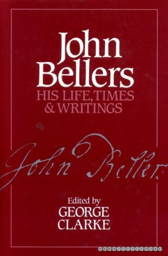 9780710212788: John Bellers: His Life, Times and Writings