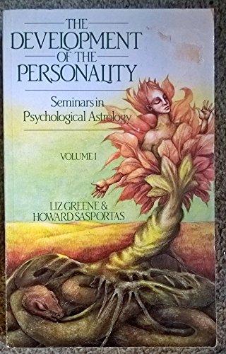 9780710213693: Development of the Personality: Seminars in Psychological Astrology v. 1 (Seminars in psychological astrology)