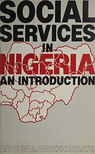 9780710300423: Social Services in Nigeria: An Introduction