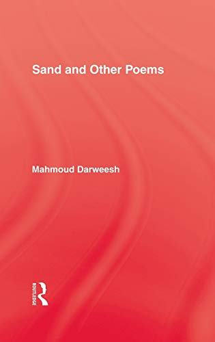 Sand and Other Poems: Mahmoud Darwish